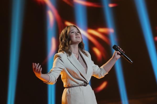 Диана Хасанова живет в Чернушке и с 13 лет занимается вокалом