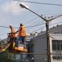 В Челябинске обновят освещение на 30 улицах. Где станет светлее?