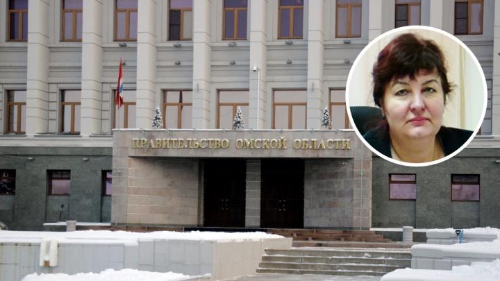 В омском Минздраве нашли замену уволенной замминистра Маловой