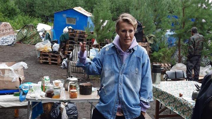Собчак сняла фильм про Куштау: «Башкиры — вольный кочевой народ, который будет стоять насмерть»