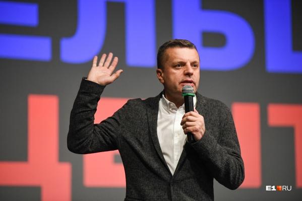 Презентация нового фильма Парфенова «Русские грузины» прошла в «Ельцин-центре»