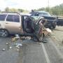 Один погибший, трое раненых: страшное ДТП на трассе в Волгоградской области