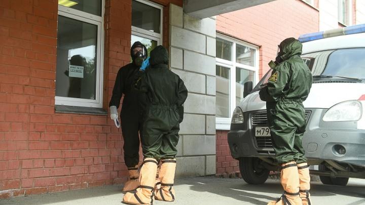 В Нижегородской области выявили 218 новых случаев заражения COVID-19
