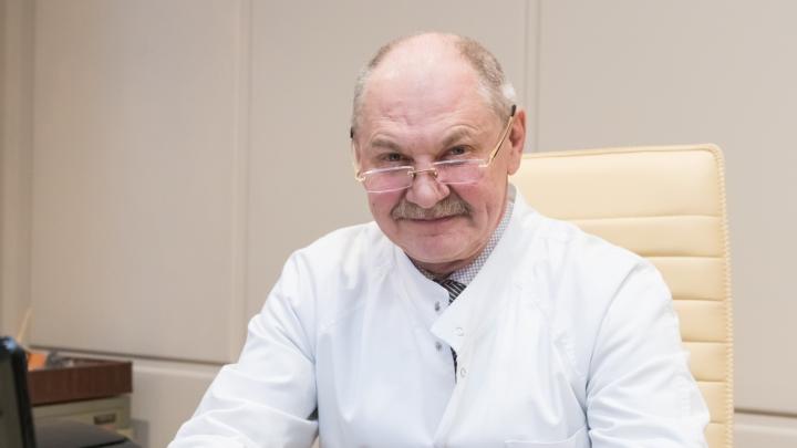 «В больнице проблем нет». Главврач ГКБ № 4 Андрей Ронзин ушел на карантин