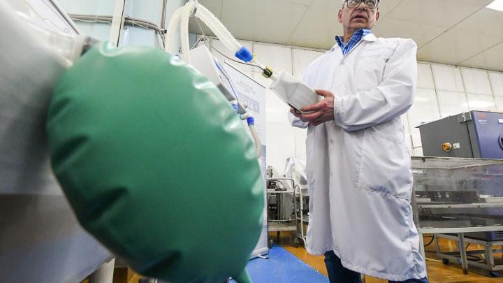 Еще одного больного в Красноярске подключили к аппарату ИВЛ