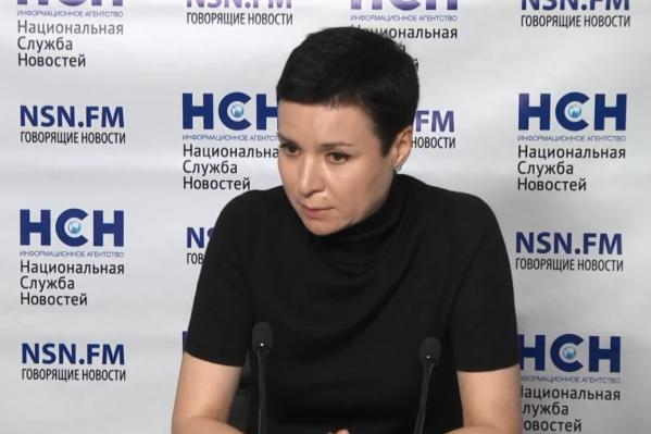 Рукавишникова подчеркнула, что надо дождаться результатов следствия
