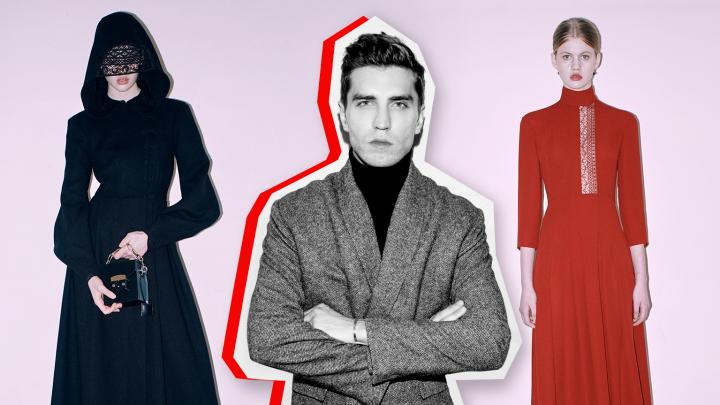 Дизайнер Фрол Буримский привезет в Каргополь модную коллекцию: моделями в дефиле выступят местные жители