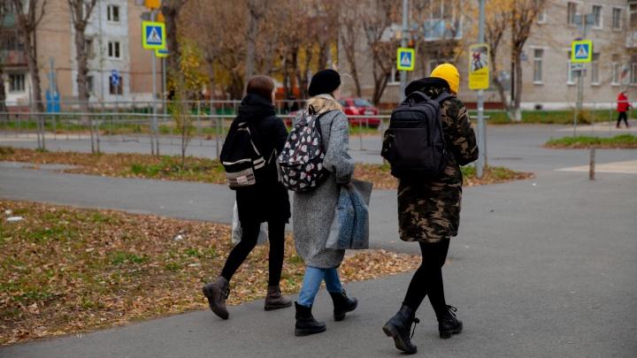Мокрый снег и гололед: завтра в Тюменской области резко испортится погода