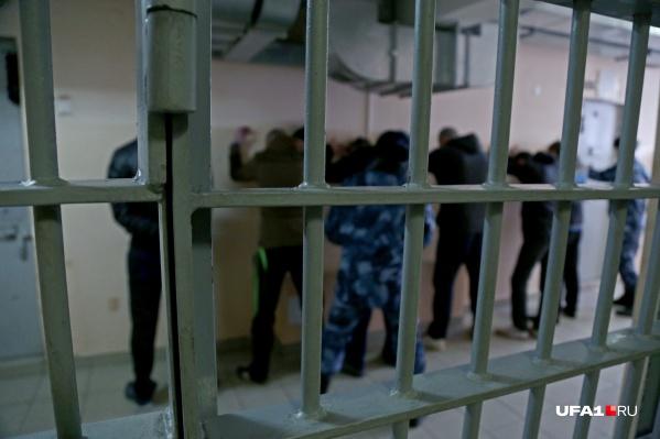 Задержанные проведут в СИЗО два месяца