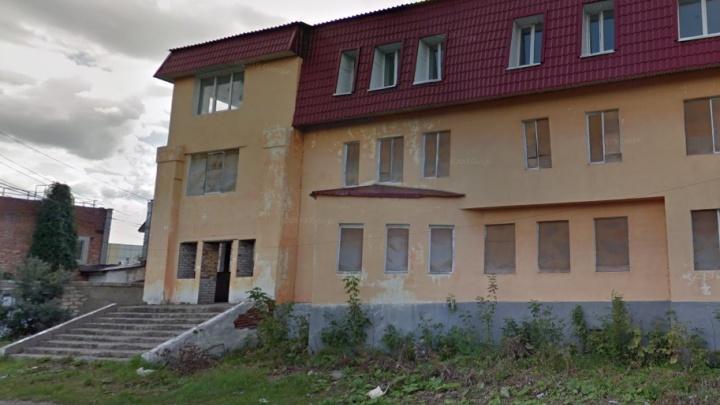 Сын Александра Латкина выкупил здание, принадлежащее обанкротившемуся «Волго-Камскому банку»