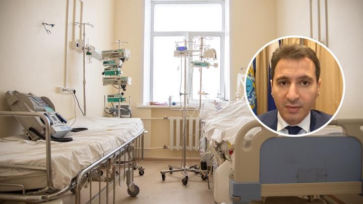 Армен Бенян: «Только 10% пациентов с COVID лечатся в стационарах»