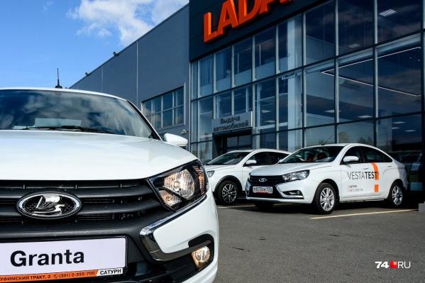 Lada опять в числе лидеров в абсолюте, но максимальные темпы роста продаж — у иномарок
