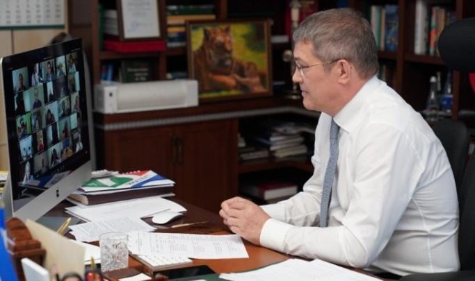Радий Хабиров вновь внес изменения в указ о режиме повышенной готовности