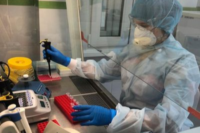 Результат за 2 часа: в Красноярск завезли новые тесты на коронавирус