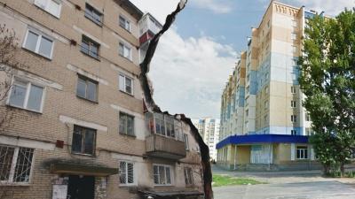 В Челябинске жители дома, стянутого «аппаратом Илизарова», взбунтовались против переселения в Чурилово