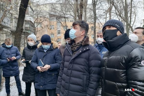 Логвиненко предложил людям выкупить дом по рыночной цене