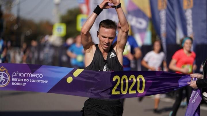 Пермский легкоатлет поставил рекорд России в полумарафоне