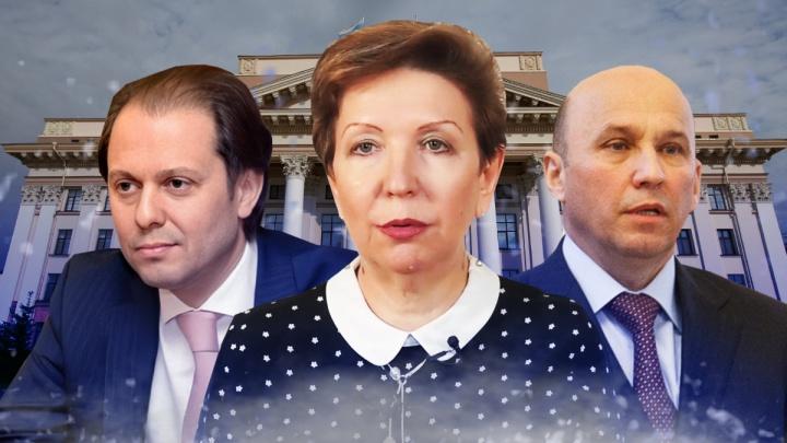 Вице-губернатор Тюменской области за год потерял 64 миллиона. Изучаем доходы его коллег