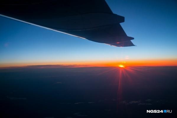 Самому северному городу края оставили авиасообщение с Красноярском и Москвой
