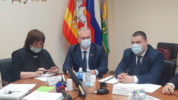 Четверо против всех: депутаты поддержали стройку центра хирургии в челябинском бору
