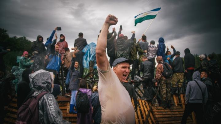 Эфир UFA1.RU: Радий Хабиров встретится с защитниками шихана Куштау