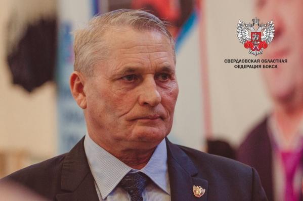 Месяц назад Александр Николаев отпраздновал день рождения
