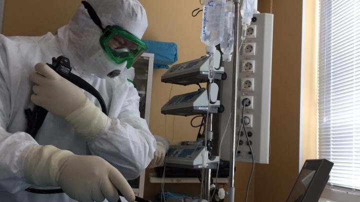 Ковидный госпиталь на базе кардиоцентра расформирован