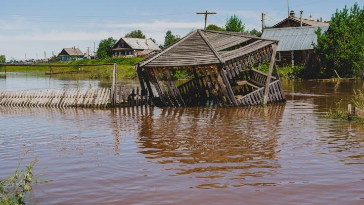 В Кудымкаре начинается паводок: жителей просят быть готовыми к эвакуации