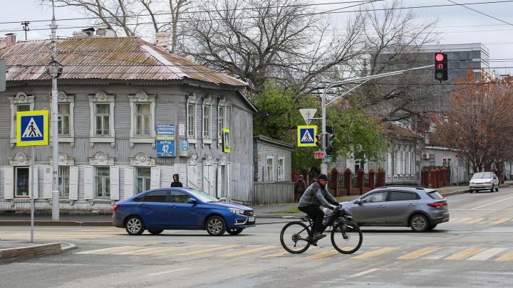 Битва за Гоголя: гуляем по уфимской улице, пока на ней остались красивые дома