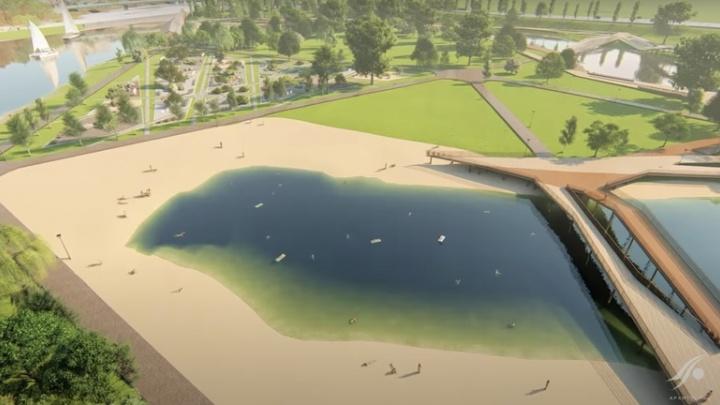 В Ярославле появится новый пляж: каким будет ярославский IT-парк на месте гостиницы «Чайка»