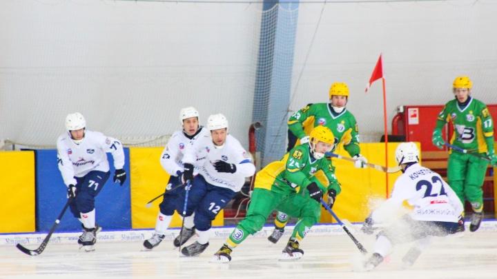 «Водник» сыграл первый матч чемпионата России вничью