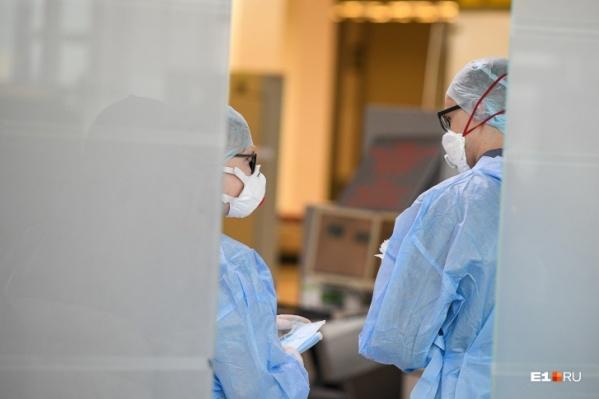 Мужчина с коронавирусом доставлен в тюменскую инфекционную больницу