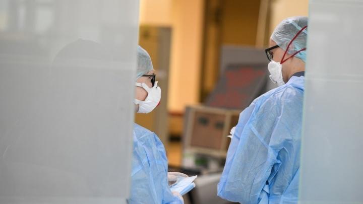Врачи рассказали о состоянии тюменца с коронавирусом