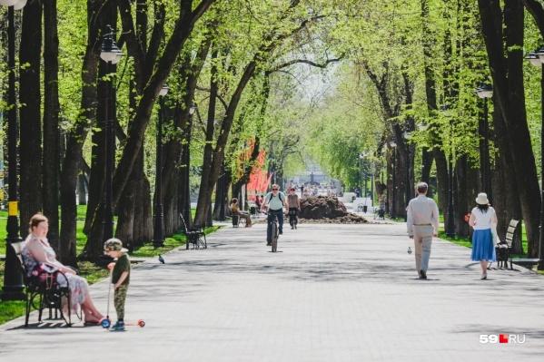 Запах почувствовали в районе Комсомольского проспекта и других местах