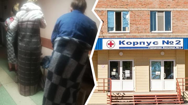 В Волгодонске женщин после родов гоняют в больницу на другой конец города. В тапочках и халатах