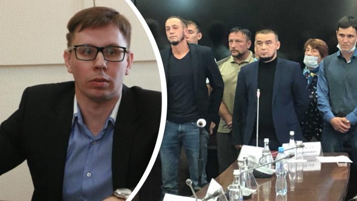 Политолог — о встрече Хабирова с борцами за Куштау: «Напомнило переговоры Ельцина с чеченскими боевиками»