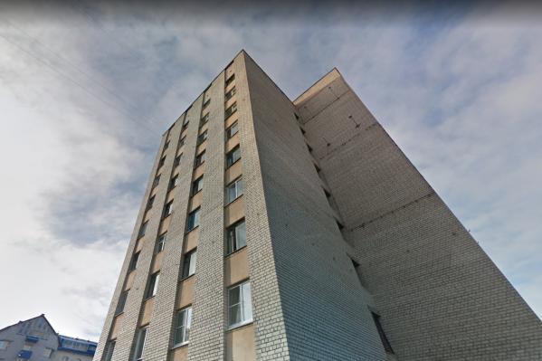 Возгорание произошло на улице Северодвинской, 82