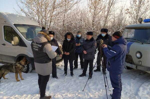 Ранее жительница Челябинской области сообщила правоохранительным органам о том, что обнаружила автомобиль погибшей