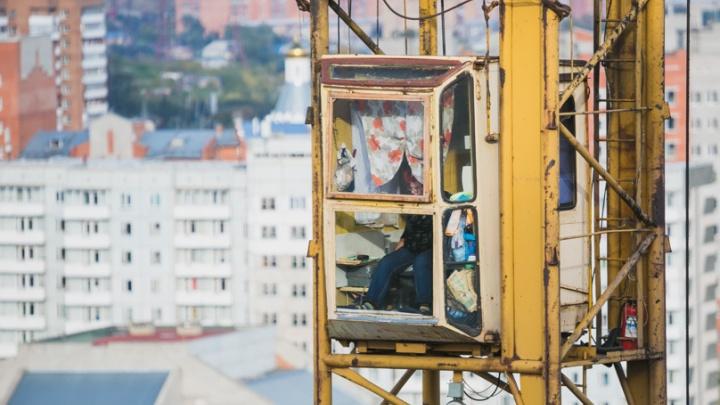 Один из застройщиков правобережья хочет возвести три «свечки» на Гусарова