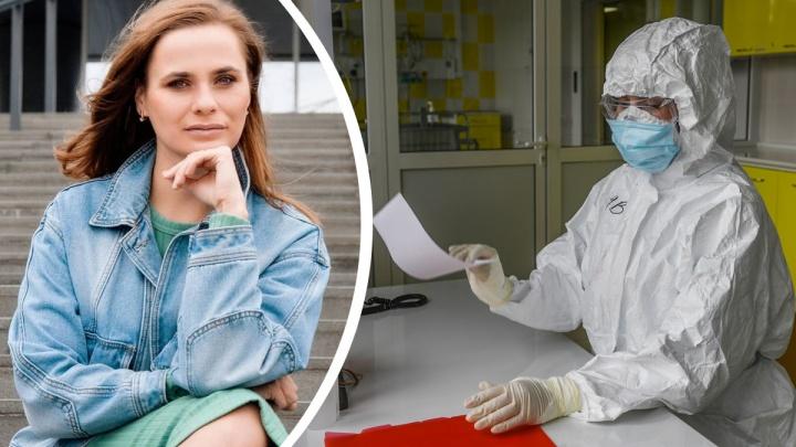 «Впервые пожалела, что не пошла учиться на врача»: уралочка— о двух неделях в больнице и жизни после COVID