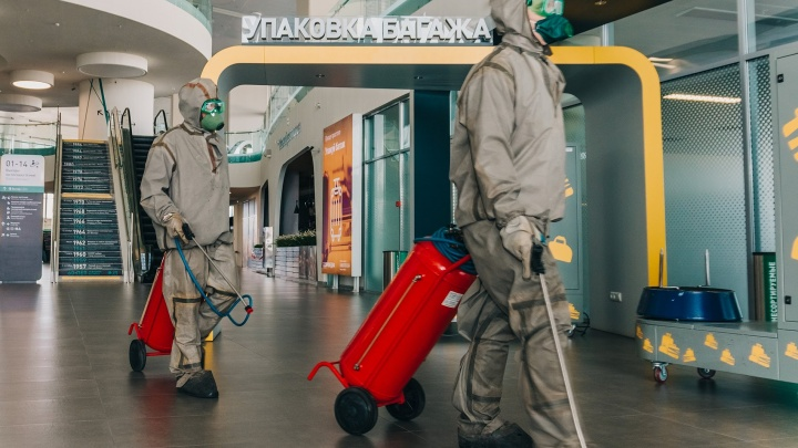 Беременная жительница Челябинской области, вернувшаяся из ОАЭ, выбрала для изоляции Екатеринбург