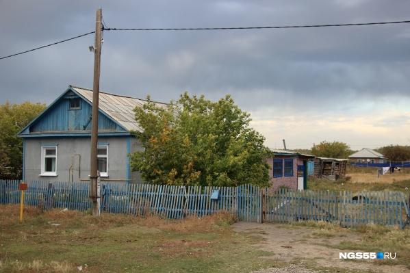 Дом Гульмиры Букеновой
