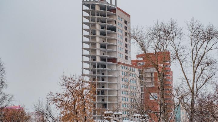 Два долгостроя в Перми возведут до конца 2023 года: права на них передали Фонду защиты дольщиков