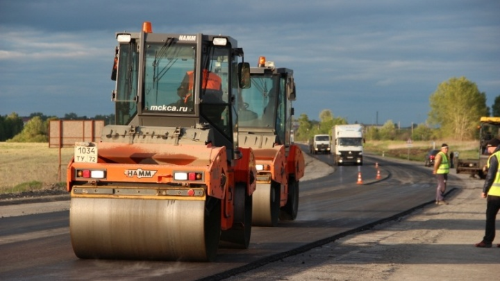 Один километр — за 257 миллионов рублей. Власти готовятся к реконструкции трассы Тюмень — Омск