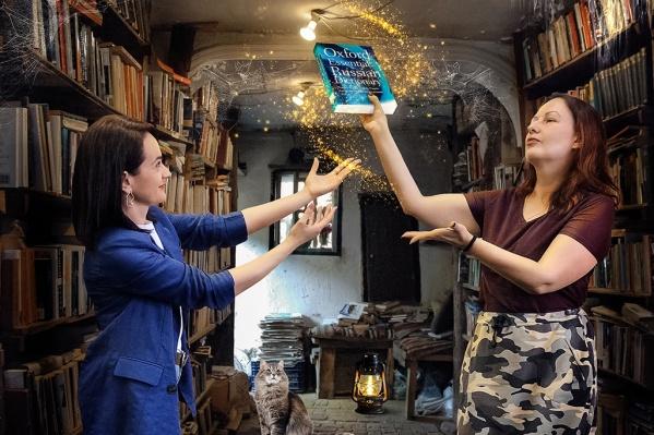 Наталья и Мария поделились лайфхаками по запоминанию новых иностранных слов
