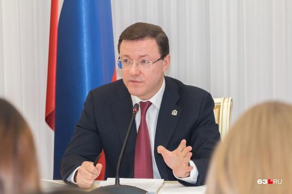 По словам губернатора, полицейские поймали 244 нарушителя режима самоизоляции