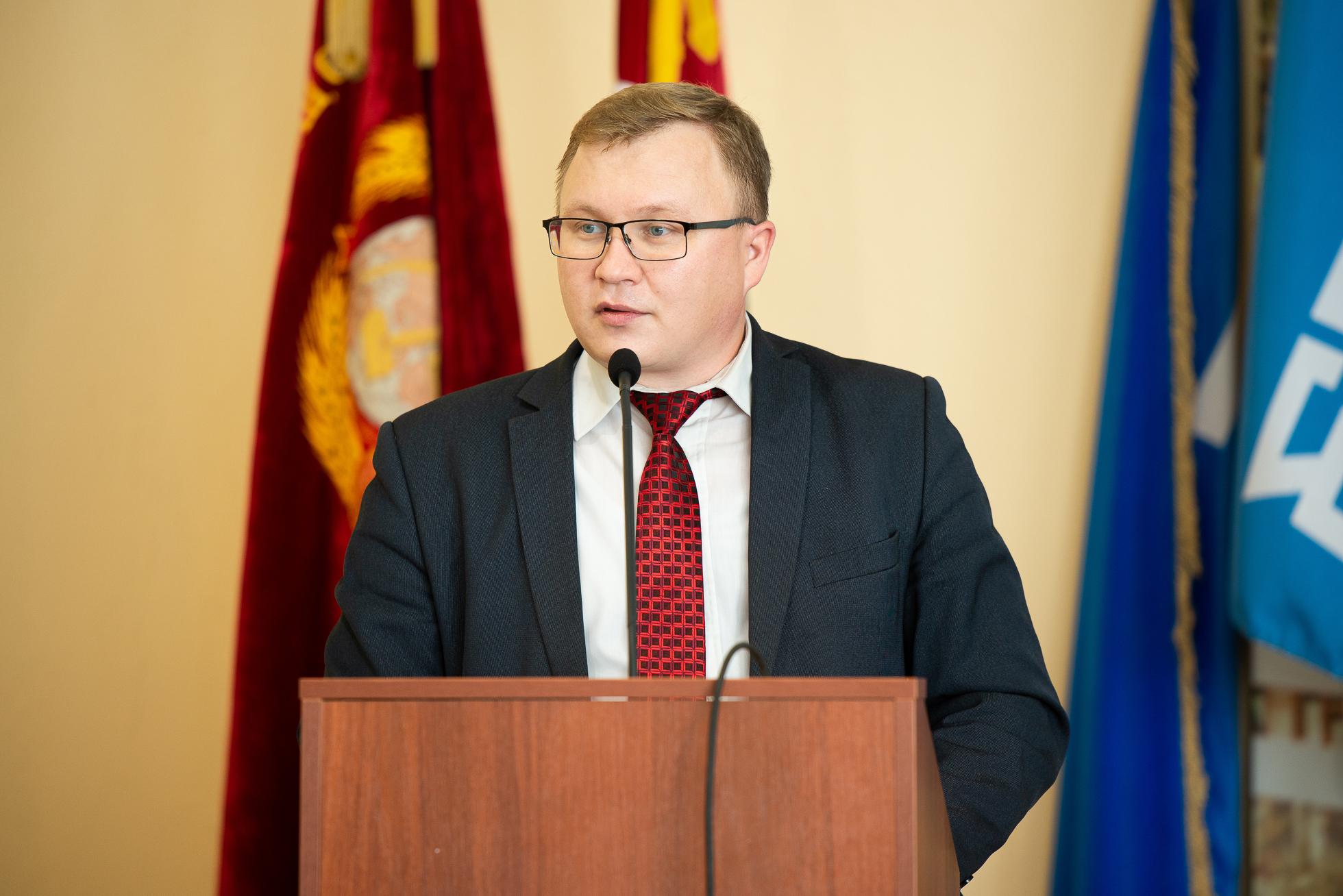 Технический директор АО «КУЛЗ» Павел Мещерягин