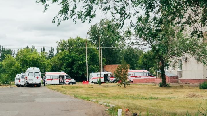 В Омской области за сутки от короновируса скончались три человека