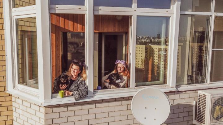 Смотрим, что делают дома новосибирцы — фоточат на НГС (давайте тоже к нам!)
