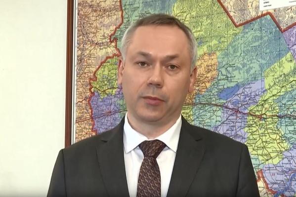 Андрей Травников посоветовал пожилым новосибирцам провести время дома или на даче в связи с коронавирусной инфекцией